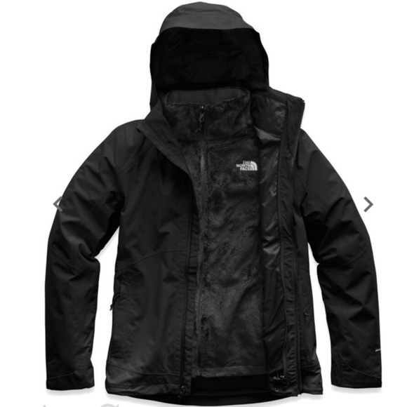 The North Face Jackets & Blazers - The North Face Osito Triclimate Ski Coat